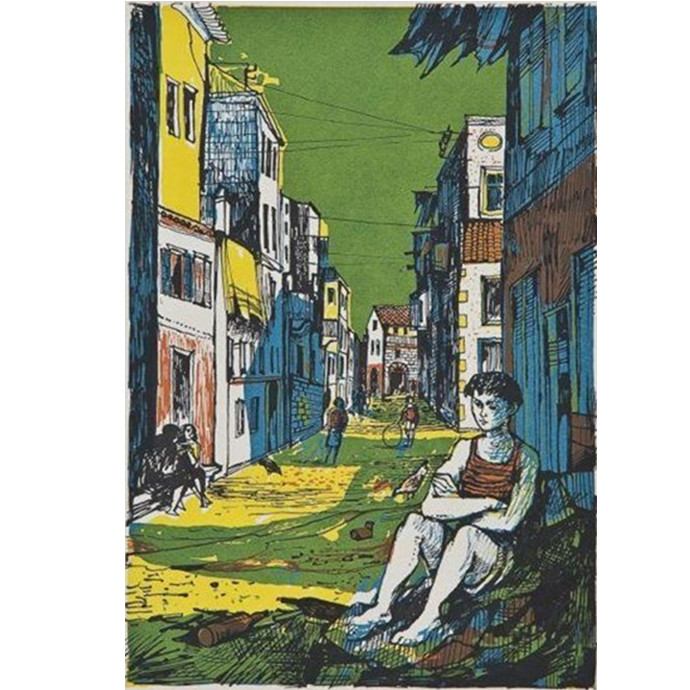 John Minton Time Was Away Village Street