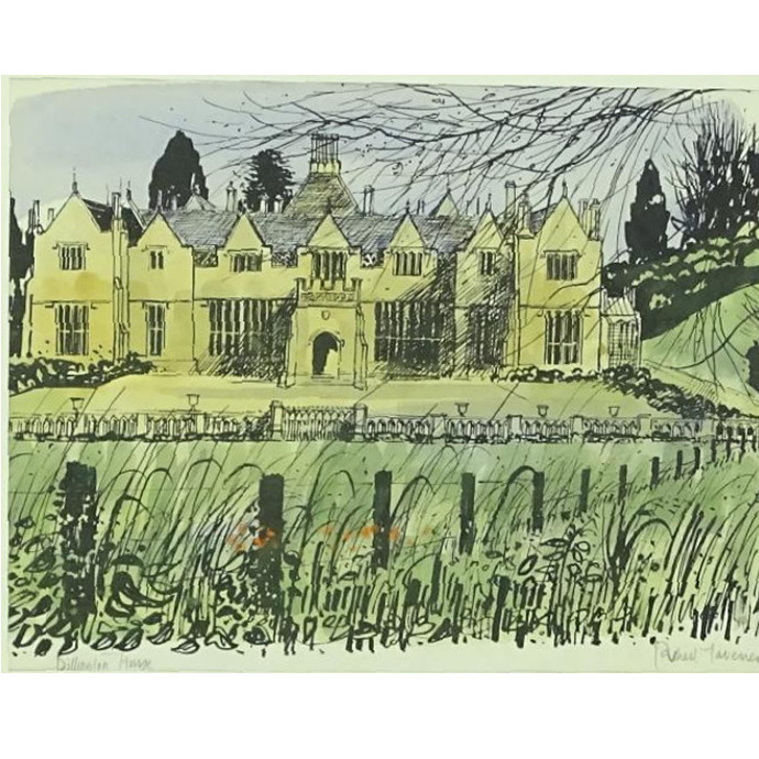 Robert Tavener Dillington House
